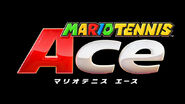 Mario Tennis Ace Japanese Logo