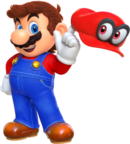 Image super mario odyssey mariowiki for Super mario odyssey paintings