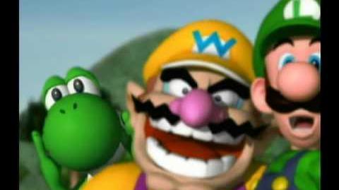 """""""Let's Party!"""" - Intro Movie - Mario Party 4"""
