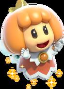 428px-Orange Fairy Artwork - Super Mario 3D World