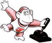 Artwork Donkey Kong Jr Gameboy