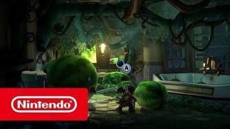 Luigi's Mansion 3 - ¡El mejor plan de Halloween! (Nintendo Switch)