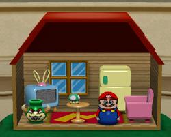 MP4 Mario room