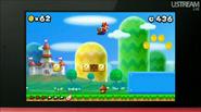 New Super Mario Bros 2 captura de pantalla