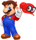 SMO Art - Mario