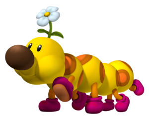 Wiggler, Mario Party DS