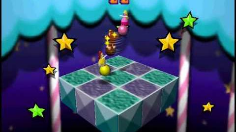 Bounce 'n' Trounce - Mario Party 3