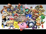 characters from super smash bros brawl