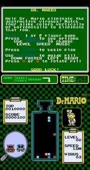 Dr.Mario Playchoice