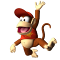 MP9 Sprite Diddy Kong