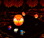 SMRPG Screenshot Flammenstein