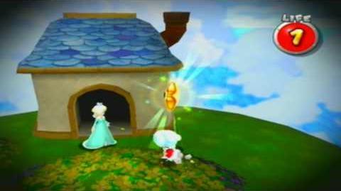 Super Mario Galaxy 2 - Meeting Rosalina (242 Stars)