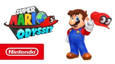 Super Mario Odyssey - Bande-annonce Nintendo Switch