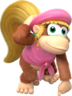 200px-Dixie Kong - Donkey Kong Country Tropical Freeze-0