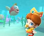 MKT Sprite 3DS Cheep Cheep-Bucht 2