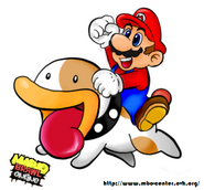 Mario-and-Poochy-poochy-29259476-342-318