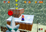 Mario and the Red Coin