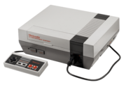 Nintendo Entertainment System - Model