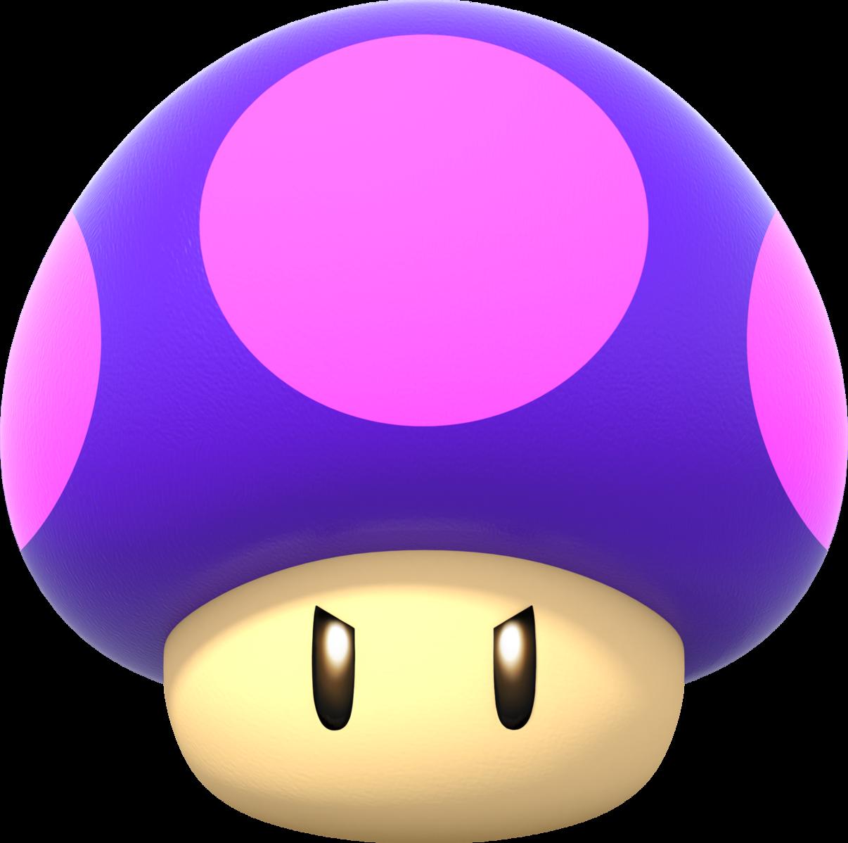 Poison Mushroom Super Mario NES Metal Belt Buckle