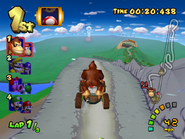 DK Mountain - Downhill Racing - Double Dash!!