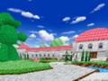 MKDS Screenshot Peachs Schlossgarten