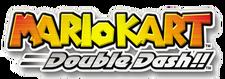 Mario Kart Double Dash (logo)