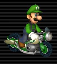 Nitrocyclette Luigi