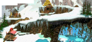 Gorilla Glacier - Overview - Donkey Kong Country (Advance)