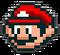 MKT Icône Mario (SNES)