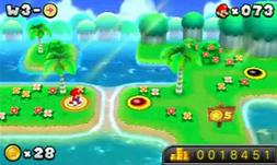 Mundo 3 en New Super Mario Bros. 2