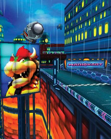 Neo Bowser City Mariowiki Fandom