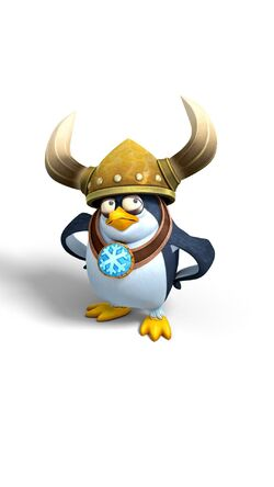 DKCTF Artwork Piekuin