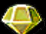 Goldener Diamant