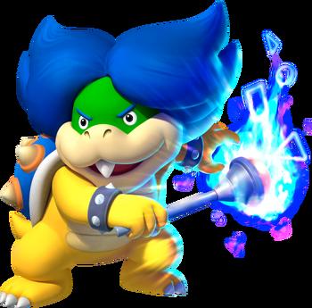 Ludwig Von Koopa Wiki Mario Fandom Powered By Wikia