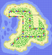 Plage Koopa 2 - MKSC (parcours)
