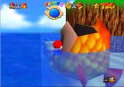 SM64 Screenshot Big-Bill