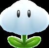 SMG2 Sprite Wolkenblume