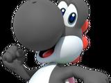 Schwarzer Yoshi
