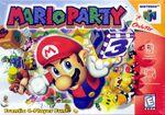 Verpackung Mario Party (US)