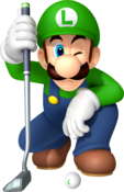 Art Luigi World Tour