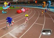 Athletics 400m
