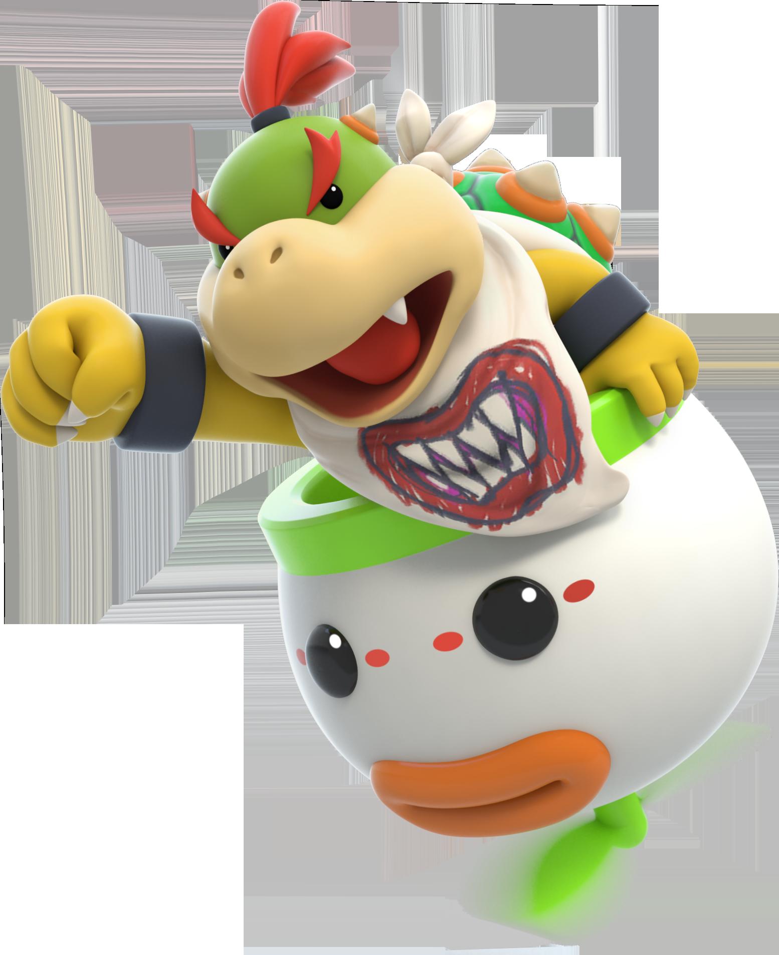 Bowser Jr. | Super Mario Wiki | FANDOM powered by Wikia