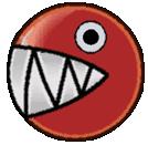 PM2 Sprite Roter Kettenhund