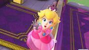 SMO Screenshot Peach and Tiara