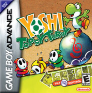Jaquette Yoshi Topsy-Turvy