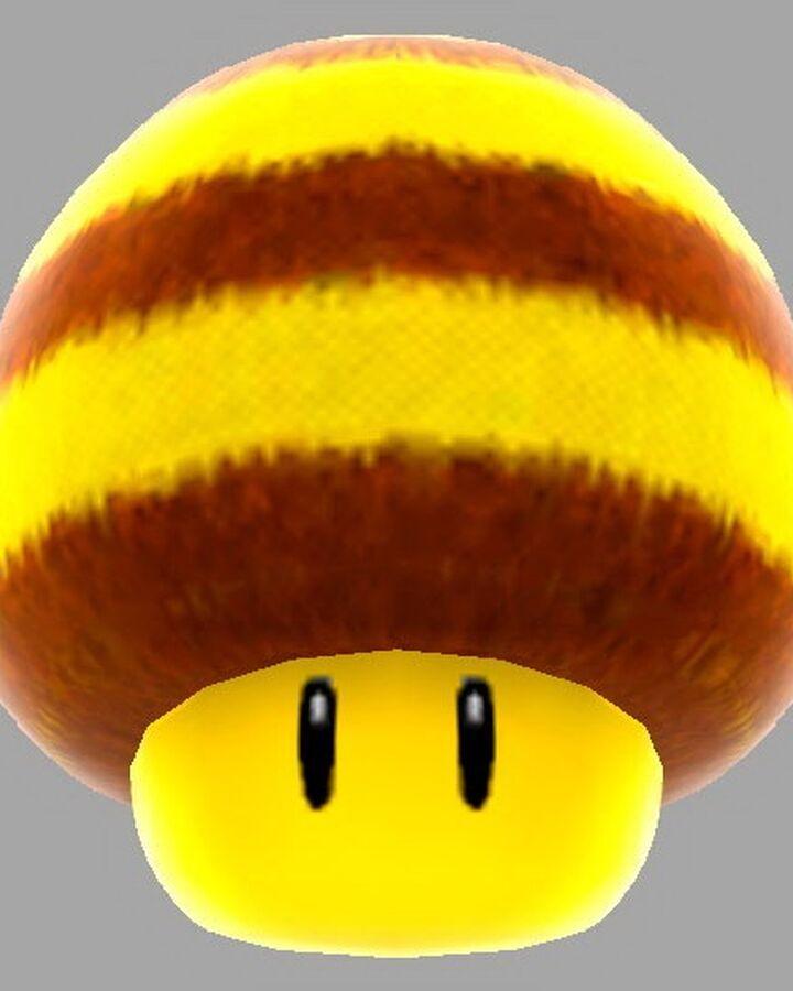 Bee Mushroom Mariowiki Fandom