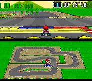 Circuit Mario 2 - SMK