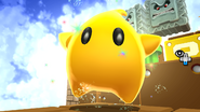 Giant Luma (Super Mario Galaxy 2)