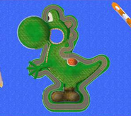 MKDD Screenshot Yoshis Piste