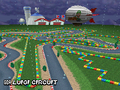 MKDS Screenshot GBA Luigis Piste